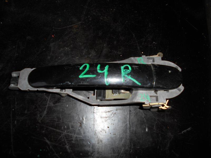 Ручка двери внешняя Vw Passat B5 3B6 AVB 2003 передняя правая