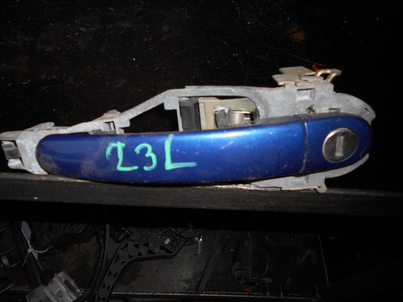 Ручка двери внешняя Vw Passat B5 3B6 AVB 2002 передняя левая