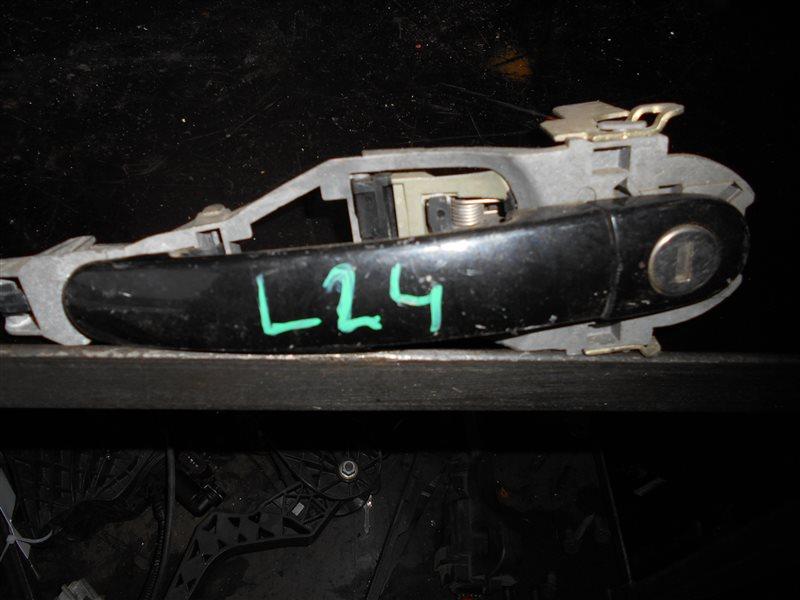 Ручка двери внешняя Vw Passat B5 3B6 AVB 2003 передняя левая