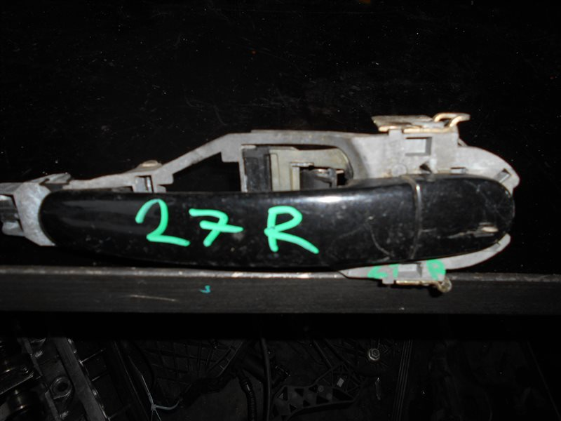 Ручка двери внешняя Vw Passat B5 3B6 AWX 2002 передняя правая