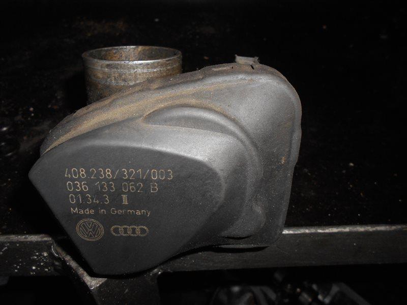 Блок дроссельной заслонки Vw Polo 9N AUA 2003