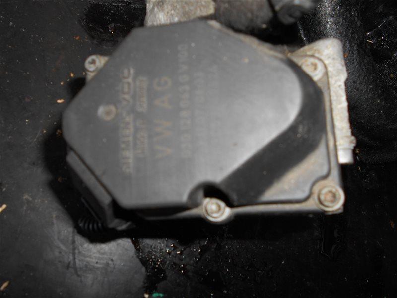 Блок дроссельной заслонки Vw Transporter T5 7HB BRS 2007