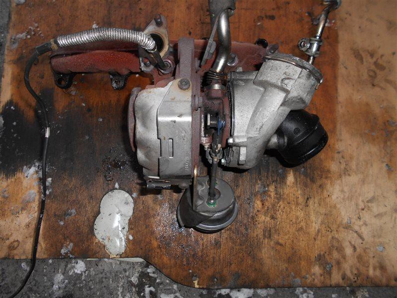 Турбокомпрессор (турбина) Vw Golf 5 1K1 BMM 2006