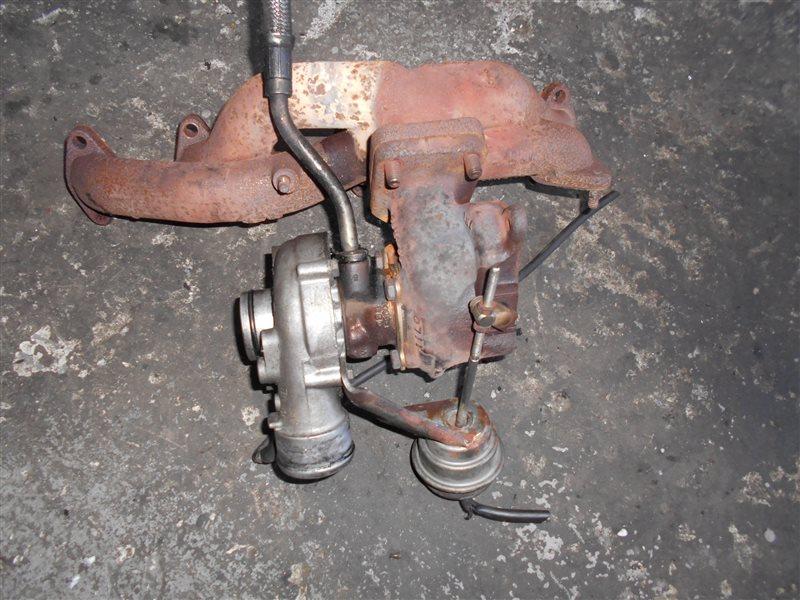Турбокомпрессор (турбина) Vw Transporter T4 7DB ACV 1996