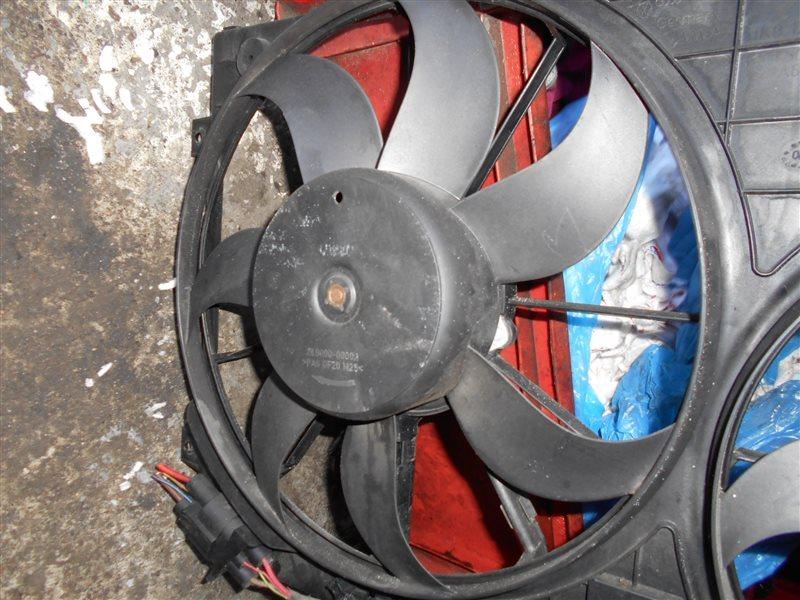 Вентилятор радиатора Vw Golf 5 5M1 BLS 2008