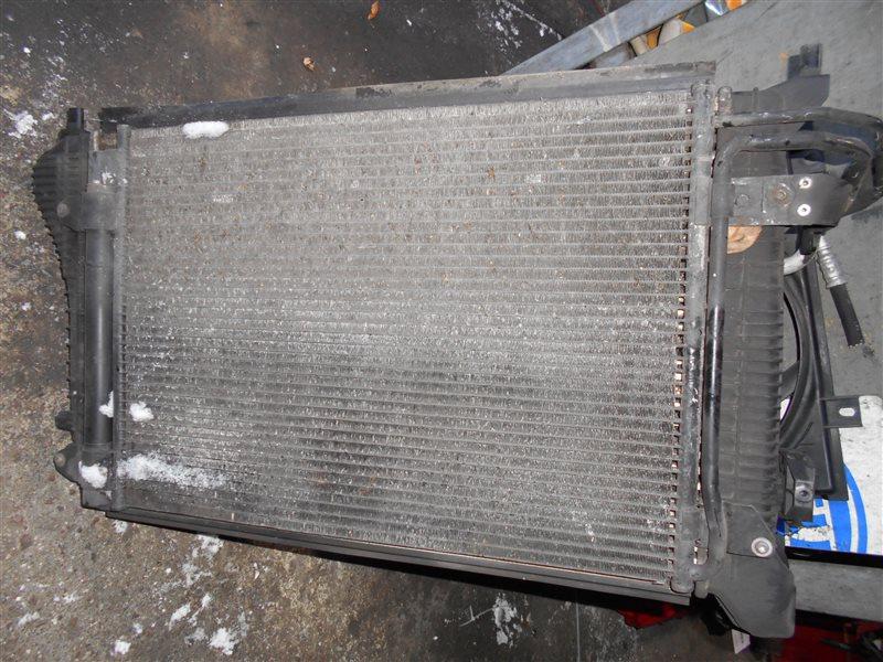 Радиатор кондиционера Vw Golf 5 5M1 BLS 2008