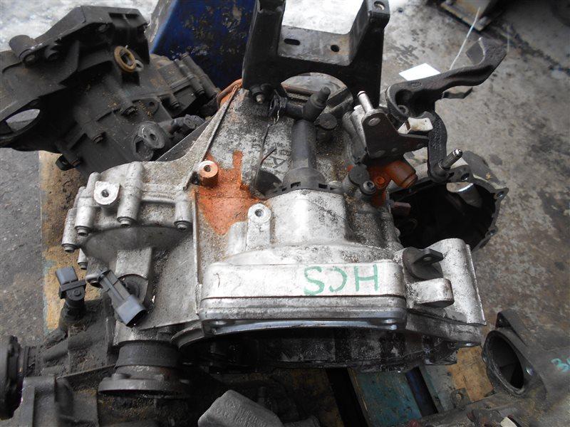 Коробка переключения передач мкпп Skoda Fabia 6Y2 BNM