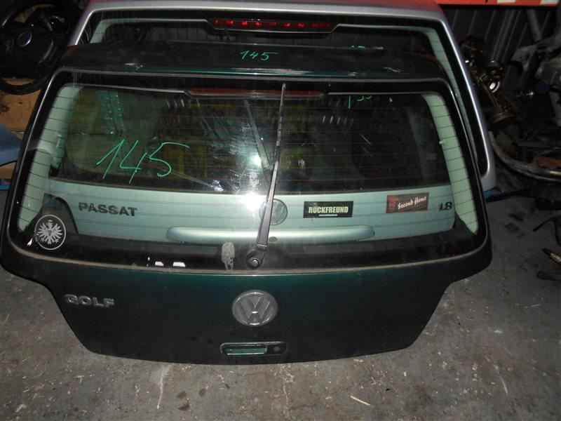 Дверь багажника Vw Golf 4 1J1 AKQ 1999 задняя
