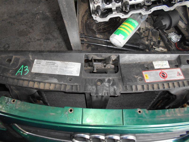 Панель передняя кузовная Audi A3 8L1 AVU 1999 передний