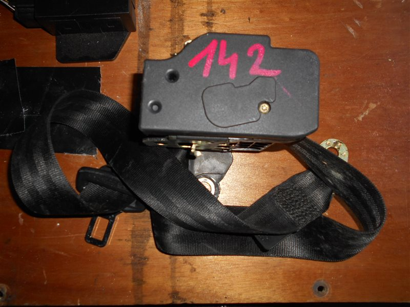 Ремень безопасности Vw Passat B5 3B6 AVF 2003 передний левый