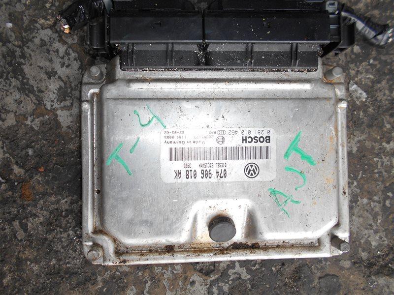Блок управления двигателем эбу Vw Transporter T4 7DB AJT 1998
