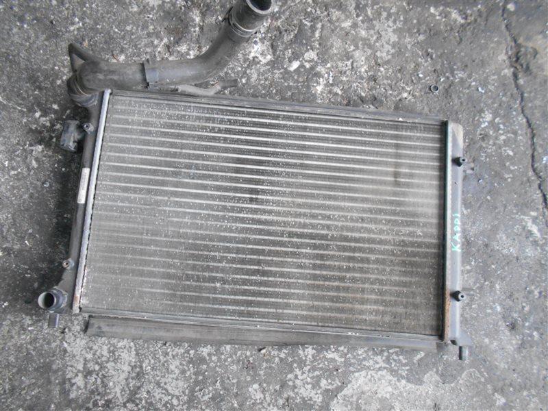 Радиатор двс Vw Caddy 2KB BDJ 2006