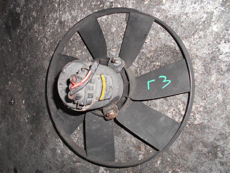 Вентилятор радиатора Vw Golf 3