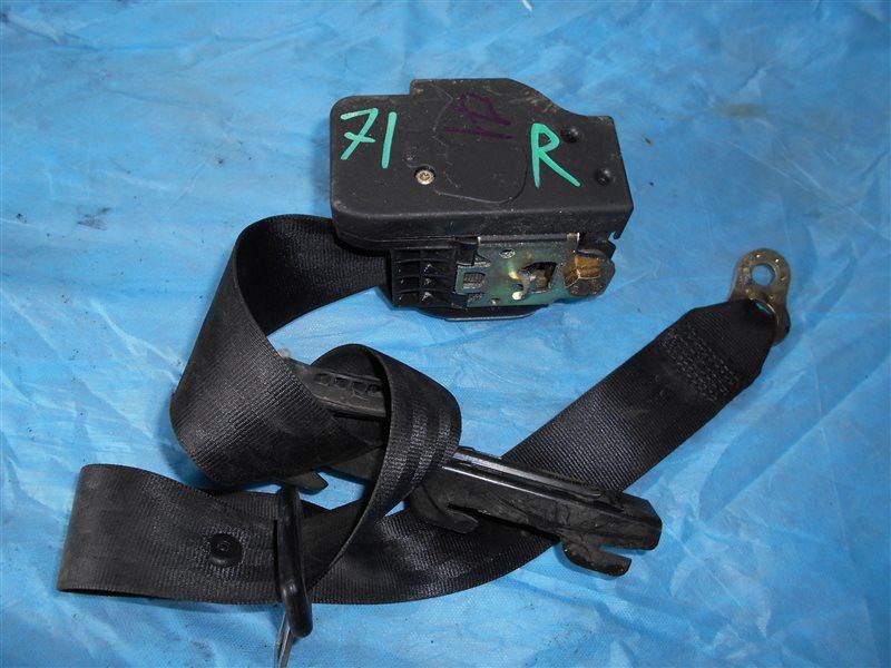 Ремень безопасности Vw Passat B5 3B6 AVF 2002 передний правый