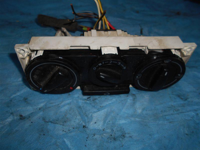 Блок управления печкой Vw Transporter T4 7DB AJT 2002