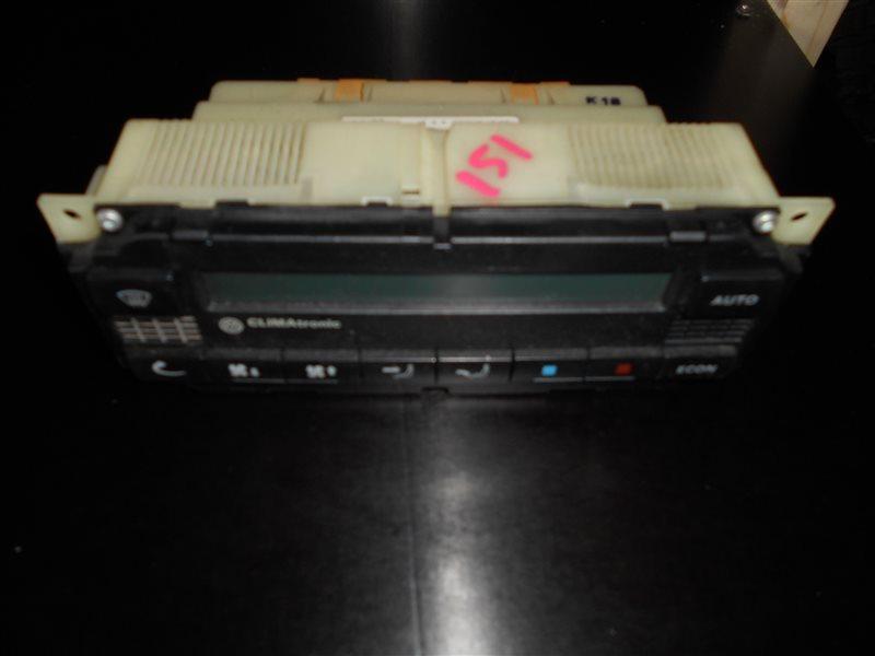 Блок управления климат-контролем Vw Passat B5 3B5 APT 1999