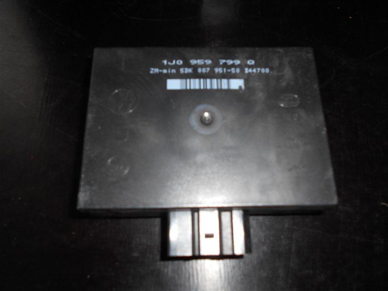 Блок комфорта Vw Golf 4 2000