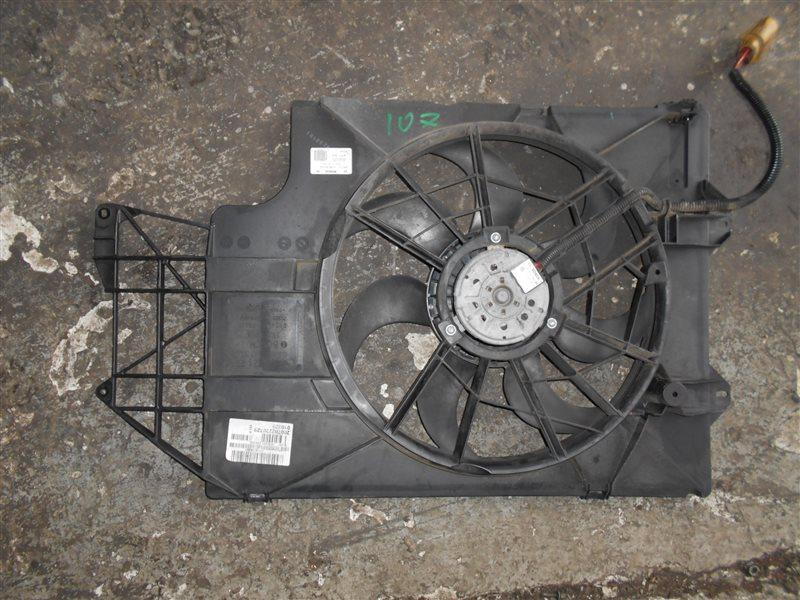 Мотор охлаждения радиатора Vw Transporter T5 7HB BRS 2007