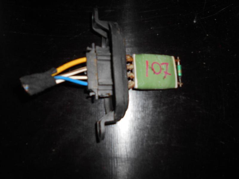 Резистор отопителя Vw Transporter T5 7HB BRS 2007