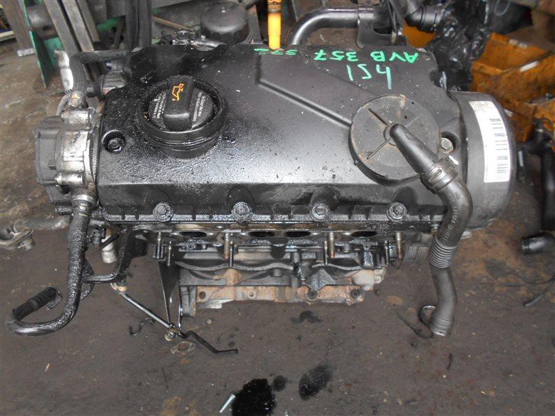 Двигатель Vw Passat B5 3B6 AVB 2004