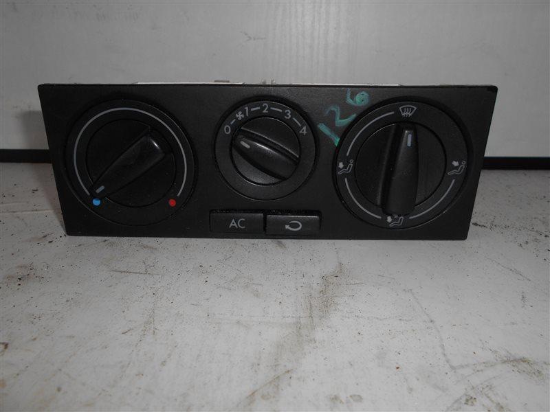 Блок управления отопителем Vw Golf 4 1J1 APE 1999