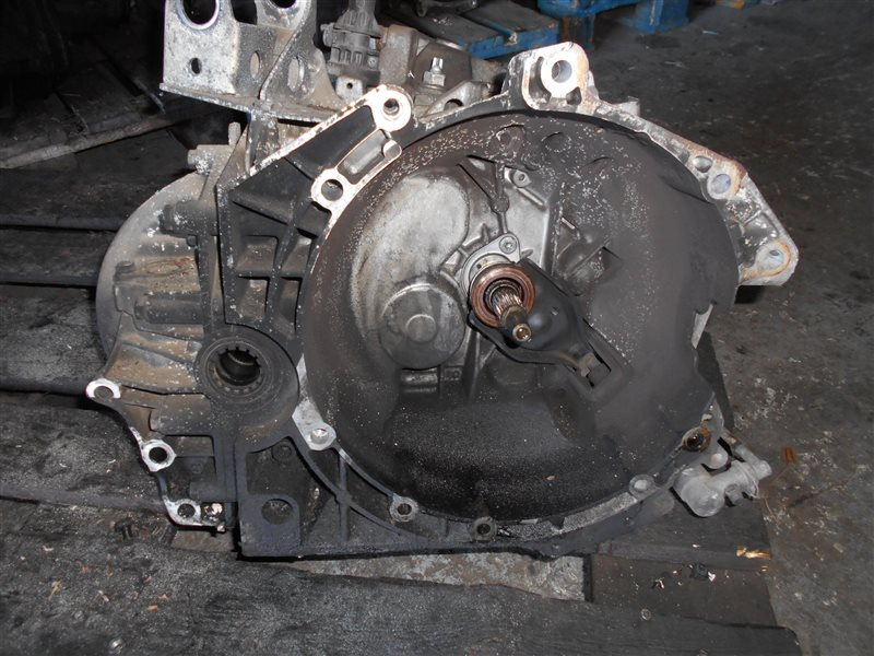 Коробка переключения передач мкпп Fiat Ducato 250 4HV 2008
