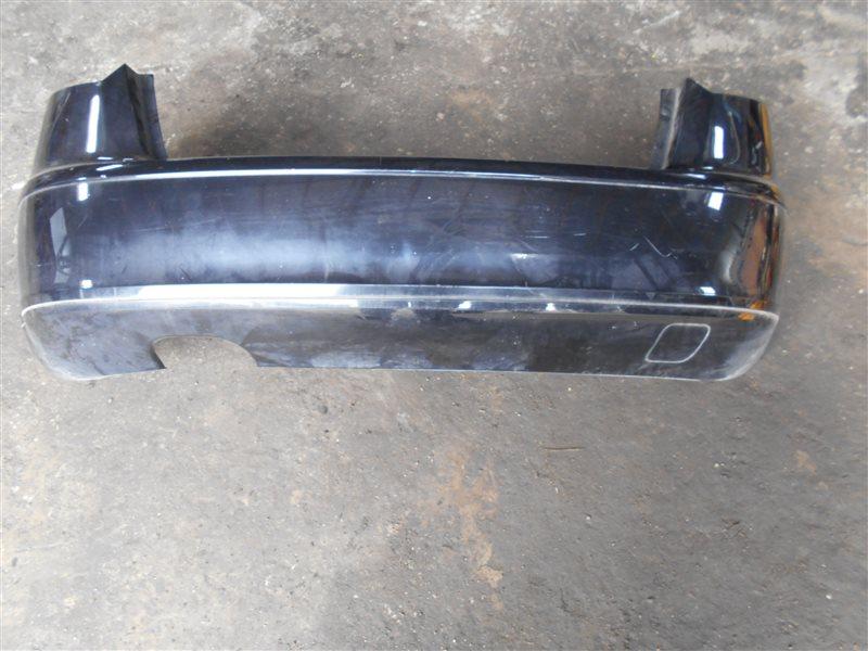 Бампер Audi A3 8PA BKD 2005 задний