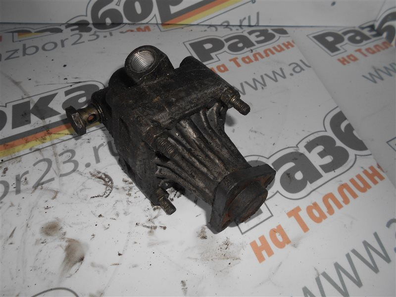 Насос гидроусилителя Audi 80 B3 PM 1989
