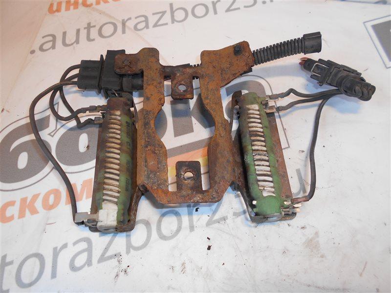 Резистор вентилятора радиатора Vw Transporter T4 7DB AJT 2000