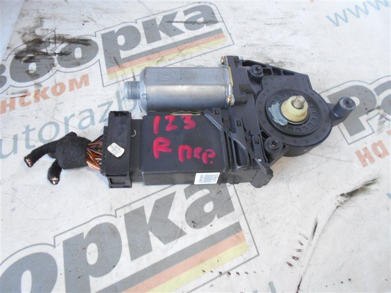 Мотор стеклоподъемника Vw Passat B5 3B5 AFN 1999 передний правый