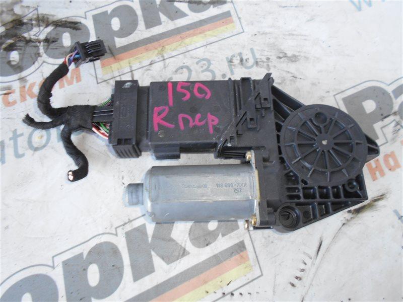 Мотор стеклоподъемника Vw Passat B5 3B5 AHL 1999 передний правый