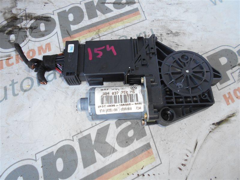 Мотор стеклоподъемника Vw Passat B5 3B6 AVB 2004 передний правый