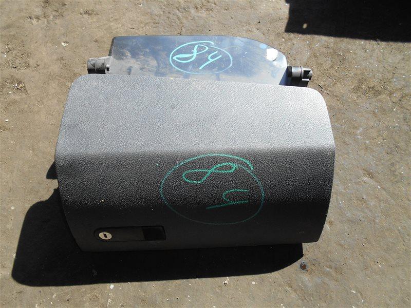 Бардачок Vw Transporter T5 7HB BRS 2007 передний