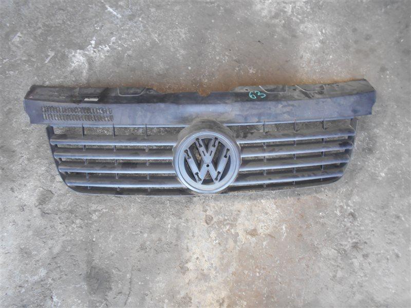 Решетка радиатора Vw Transporter T5 7HB BRR 2005