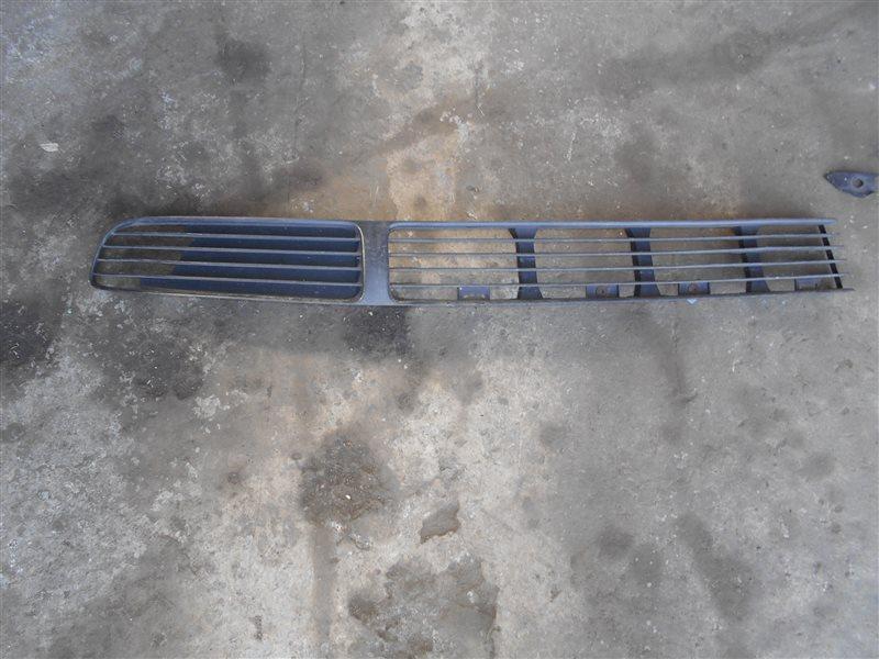 Решетка бампера Vw Passat B5 3B5 1997 левая нижняя