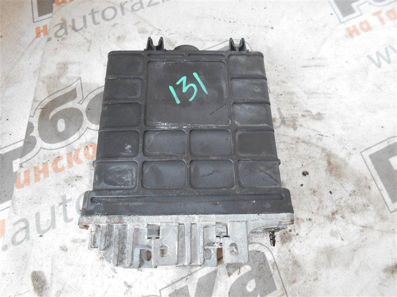 Блок управления двигателем эбу Vw Golf 3 1H1 1Z 1995