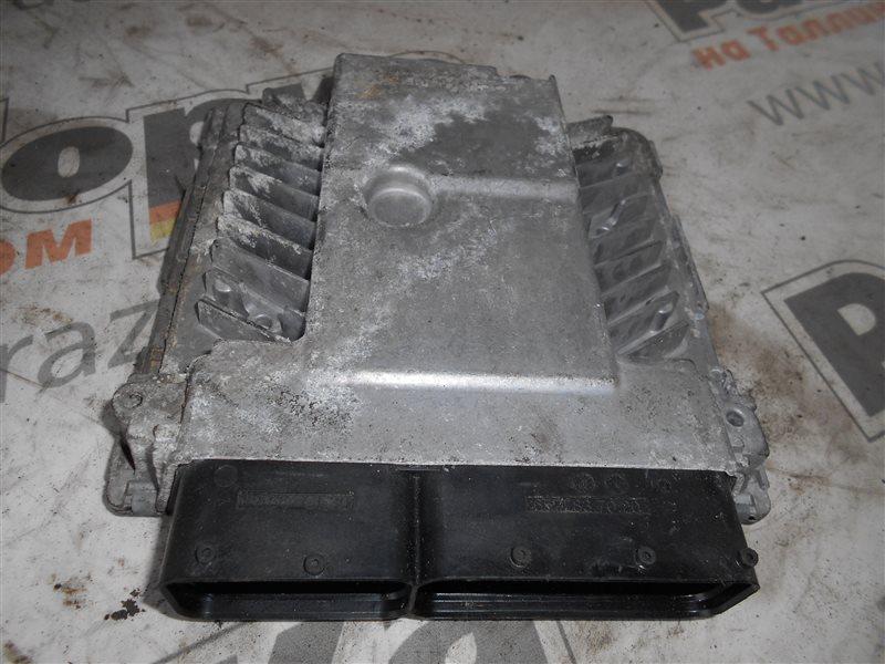 Блок управления двигателем эбу Vw Passat B6 3C5 BMR 2007