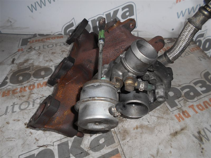 Турбокомпрессор (турбина) Skoda Roomster 5J BNM 2007