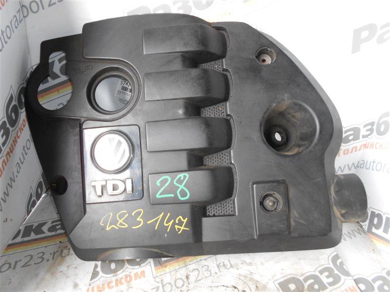 Крышка двигателя Vw Passat B5 3B6 AVF 2002
