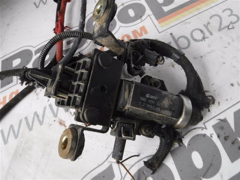 Пневматический клапан турбины Vw Transporter T4 7DB ACV 1999
