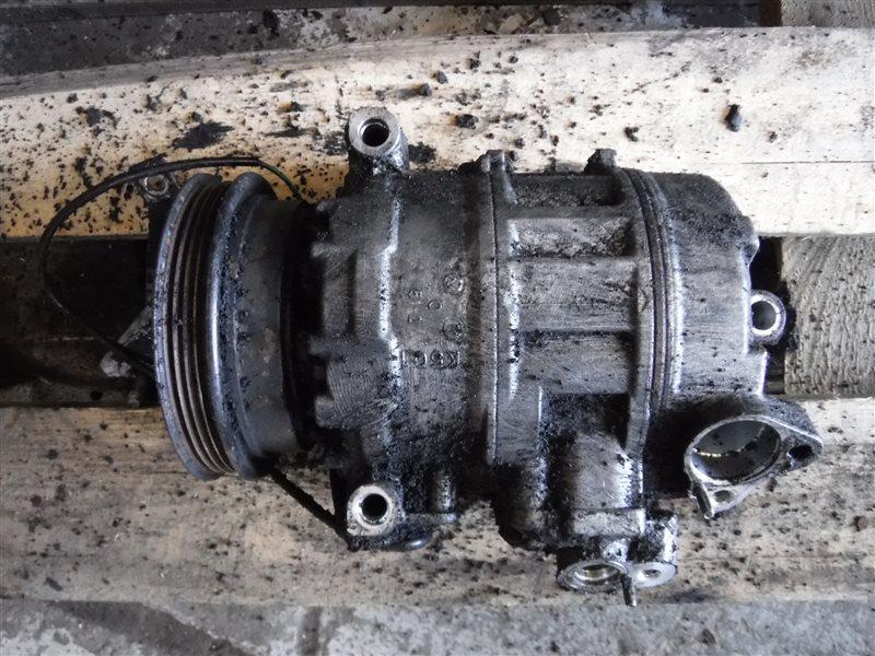 Компрессор кондиционера Vw Passat B5 3B5 AJM 1998