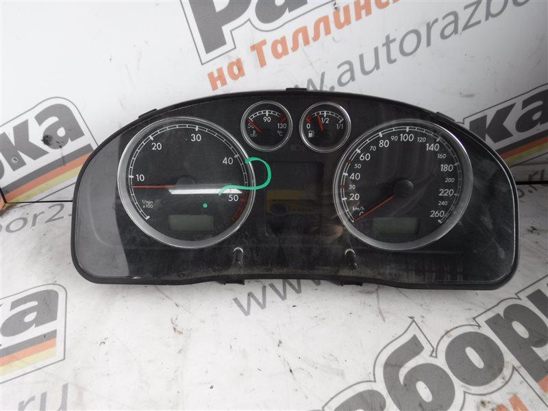 Панель приборов Vw Passat B5 3B6 2000