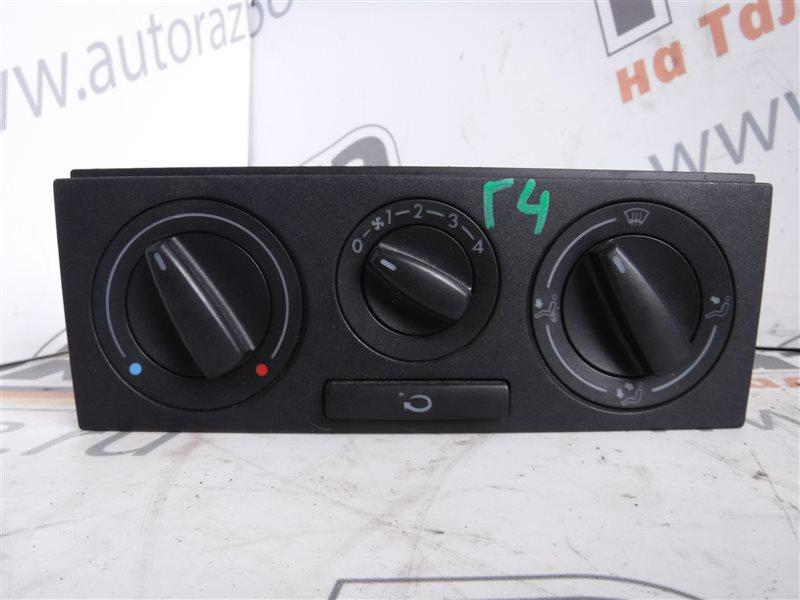 Блок управления отопителем Vw Golf 4 1J1 1997