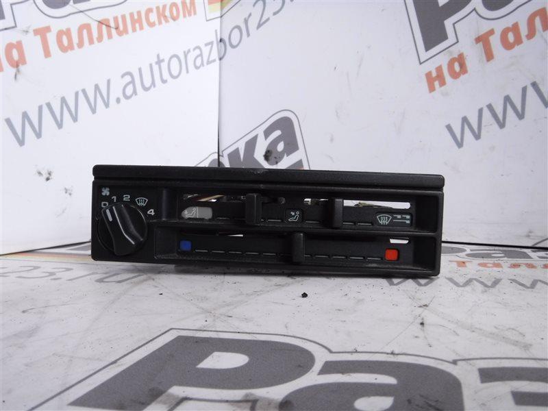 Блок управления отопителем Vw Transporter T4 70XD AAB 1991