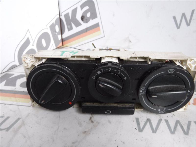 Блок управления отопителем Vw Transporter T4 7DB 1996