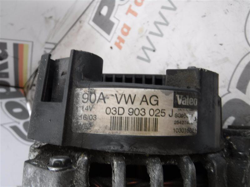Генератор Skoda Fabia 6Y2 AZQ 2004