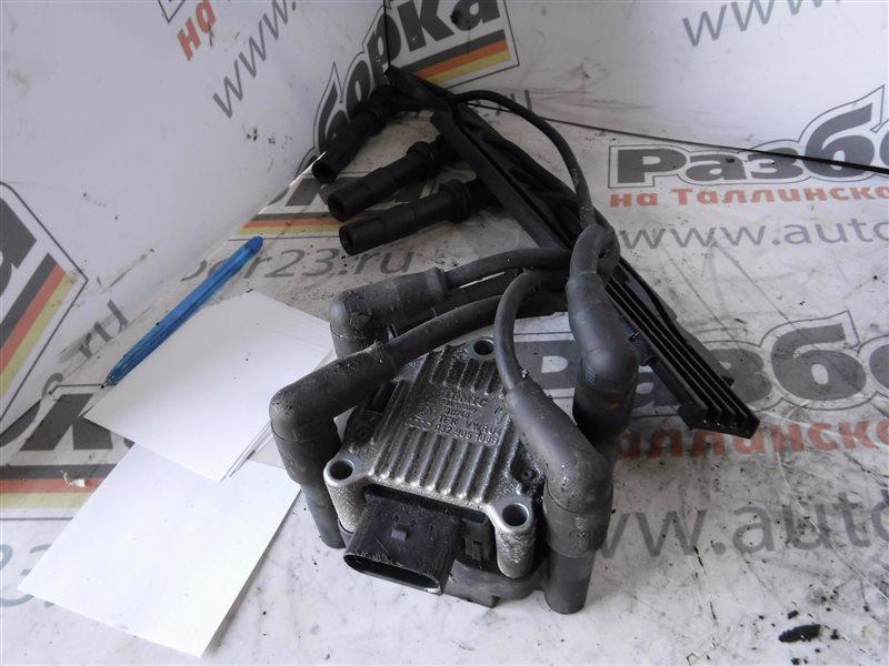Катушка зажигания Vw Golf 4 1J1 AXP 2000
