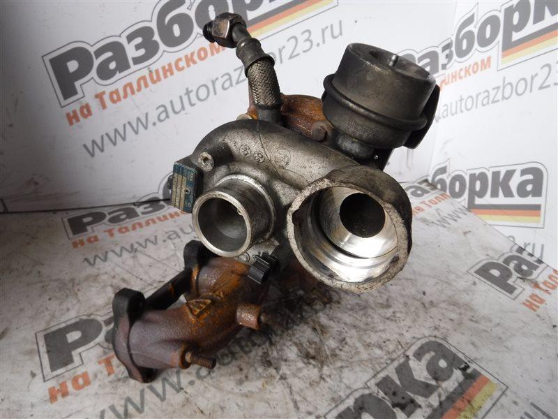 Турбокомпрессор (турбина) Vw Passat B6 3C5 BKC 2006
