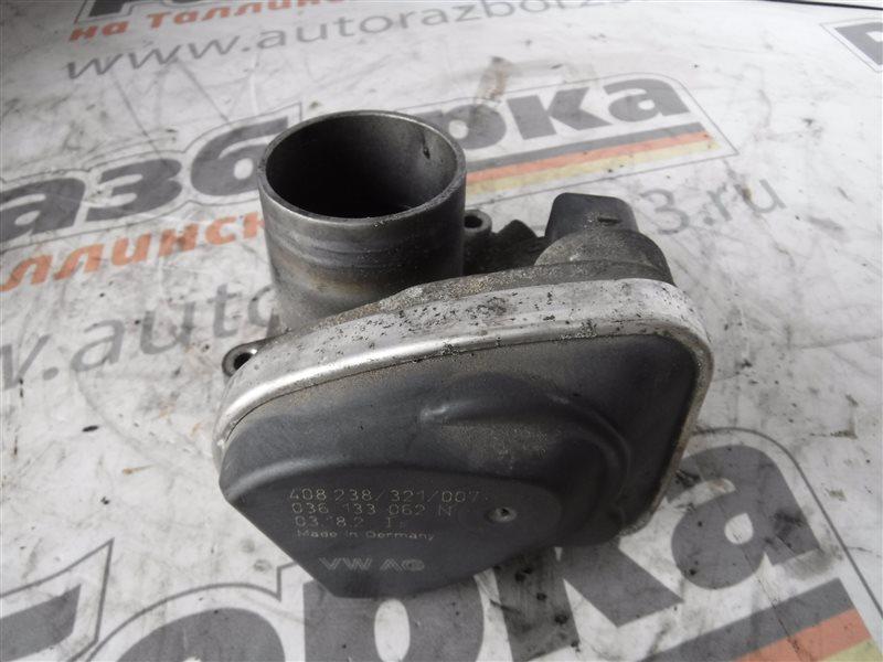 Блок дроссельной заслонки Skoda Fabia 6Y2 AZQ 2003