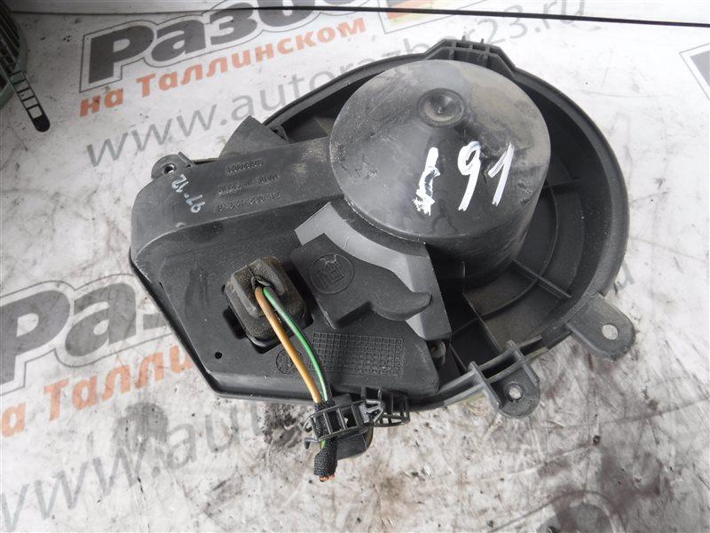 Моторчик отопителя Vw Passat B5 3B5 AHL 1997